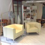 Atelier Blan, un endroit pour parler aussi